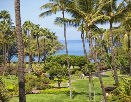 Kamaole Sands Condos in Kihei, Hawaii